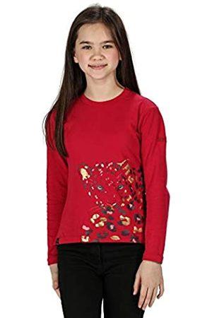 Regatta Camiseta Unisex de Manga Larga de algodón Wenbie Coolweave con Estampado gráfico Camisetas/Polos/Chalecos, Unisex niños, Camisetas/Polos/Camisetas, RKT113 9A8C03