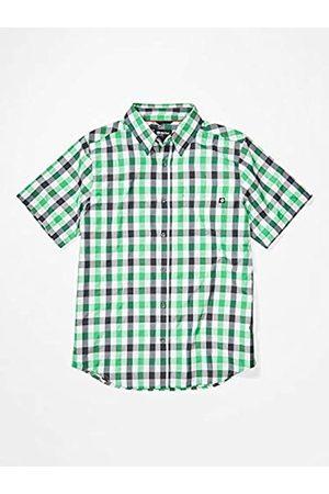 Marmot Kingswest Short Sleeve Hemd Camisa para Hombre