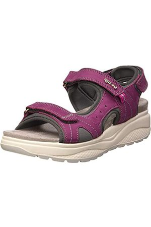 IGI&CO Sandalo Donna Dez 51836, Sandalias de Plataforma Mujer, (Gelso 5183622)