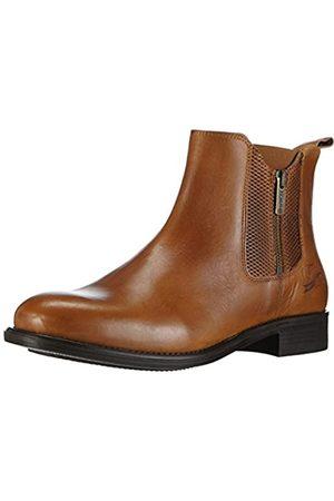 NoBrand Mill, Chelsea Boots para Hombre, (bronceado)