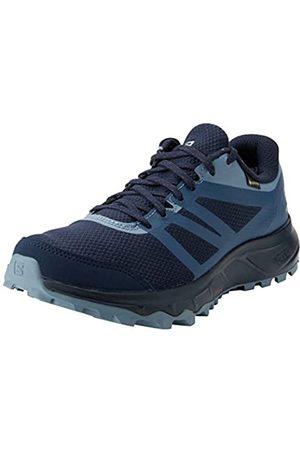 Salomon TRAILSTER 2 GTX W, Zapatillas de Running para Asfalto Mujer, (Navy Blazer/Sargasso Sea/Flint Ston)