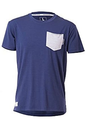 MONS ROYALE Merino – Camiseta para Hombre Pocket T, Hombre