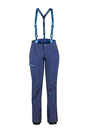 Marmot Wm's Pro Tour Pant Pantalones Blandos De Trekking, Pantalones Para Exteriores, Resistentes Al Agua, Transpirables, Mujer