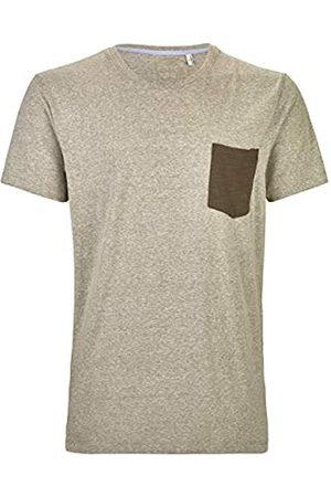 D&X G.I.G.A. DX Nejo Camiseta Casual, Hombre
