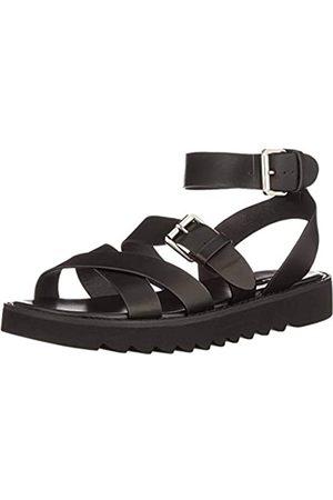 ONLY ONLMALU-3 PU Chunky Wrap Sandal, Sandalia Hombre