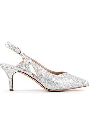 Paradox London Pink Flavia, Zapatos de tacón con Punta Cerrada Mujer