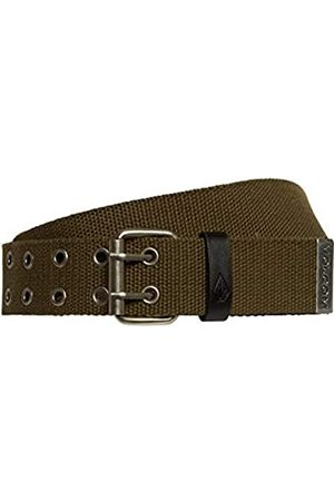 Volcom Stoney Belt Cinturón, Hombre