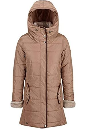 Regatta Patchouli Water Repellent & Thermo-Guard Insulated Faux Fur & Leatherette Trim Fashion Hooded Winter Jacket Chaquetas Acolchadas