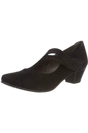 Jana 8-8-24303-21, Zapatos de Tacón Mujer, (Black 001)