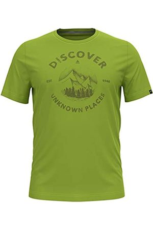 Odlo Camiseta para Hombre Nikko Print. M