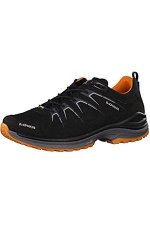 Lowa Innox EVO GTX Lo, Botas de montaña Hombre, (Schwarz/Orange)