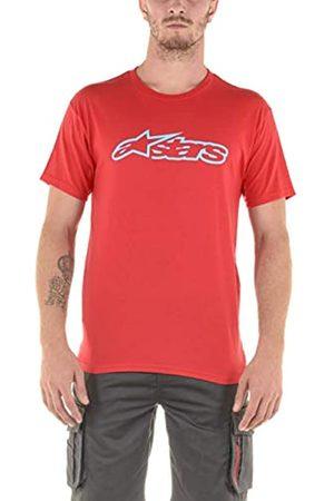 Alpinestars Hombre Polos - Blaze Classic, Camiseta De Manga Corta, L