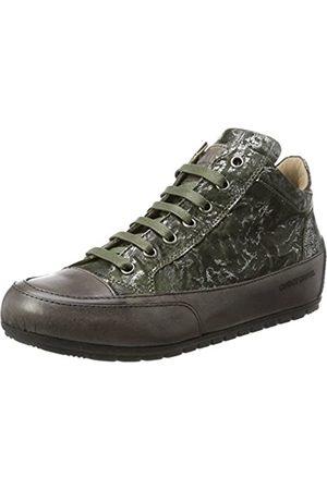 Candice Cooper Metal Parker - Zapatillas Altas Mujer, Color Verde