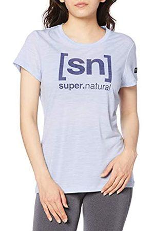 Supernatural Super.natural W Essential I.D. tee Camiseta de Manga Corta Estampada
