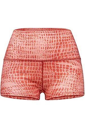 Supernatural W Super Shorts Printed Pantalones Cortos, Mujer