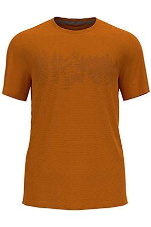 Odlo Camiseta para Hombre con impresión F-Dry S