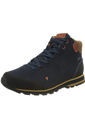 CMP Elettra Mid Hiking Shoes WP, Zapato para Caminar Hombre