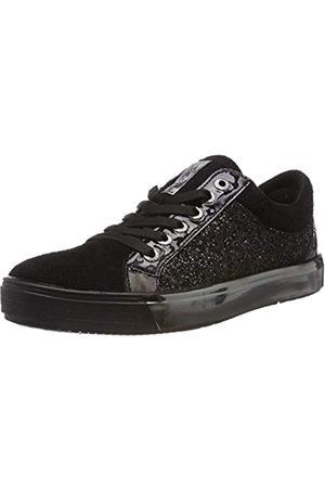 Marc Fabienne, Zapatos de Cordones Derby Mujer, (Black-Combi 00450)