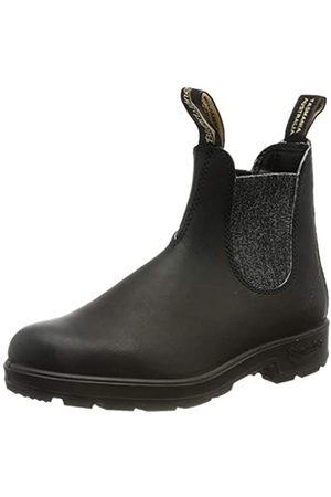 Blundstone Original 500 Series, Chelsea Boot Hombre, Black/Silver Glitter