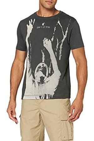 FERUO|#Ferrino PTS T-Shirt Man TG S Wild Dove Camiseta, Hombre
