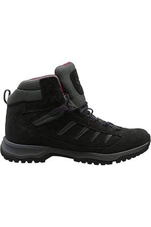 Berghaus Exped Trek 2 Tech, Zapatos de Low Rise Senderismo Hombre, (Black/Red B59)