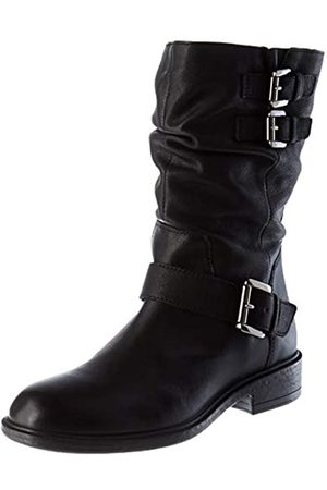 Geox D CATRIA A BLACK Women's Boots Biker size 37(EU)