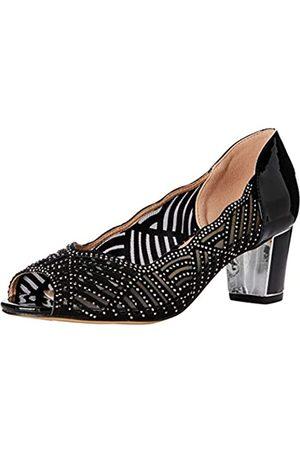 Lotus Immy, Zapatos de tacón con Punta Abierta Niñas