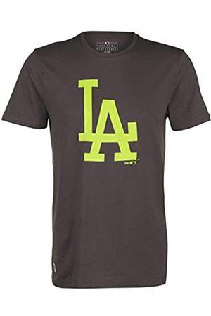 New Era Camiseta línea Los Angeles Dodgers Modelo MLB Seasonal Team Logo tee LOSDOD Marca