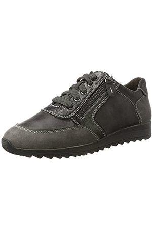 Soft Line 23771, Zapatillas Mujer, (Graphite)