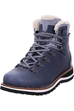Lowa Wendelstein Warm GTX WS, Zapatos de High Rise Senderismo Mujer, (Navy 0649)