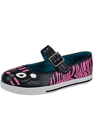 TUK TUK Shoes Character Plimme A8292L - Bailarinas de Piel para Mujer, Color