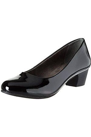 Soft Line 22360, Zapatos de Tacón Mujer, (Black Patent)