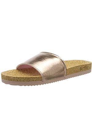 flip*flop Poolcorgi, Sandalia Mujer, Oro (Rose Oro)