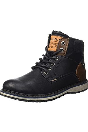 TOM TAILOR 3785302 - Botines Hombre, Color