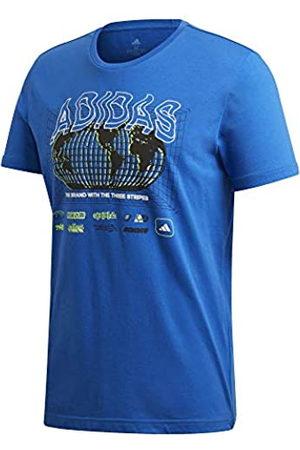 adidas Pack Worldwide Camiseta, Hombre