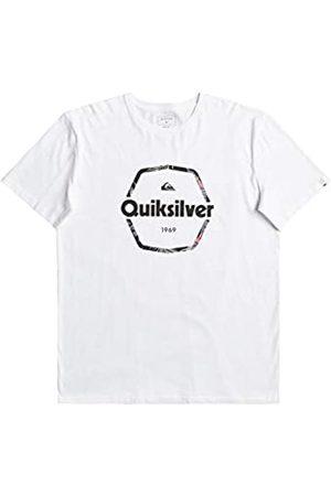 Quiksilver Hard Wired Camiseta para Adulto