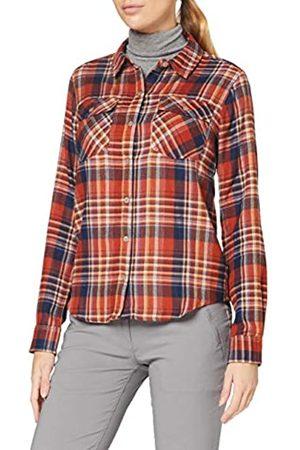 Marmot Bridget Midwt - Camiseta de Manga Larga de Franela para Mujer, Mujer, Camiseta de Manga Larga, 47180