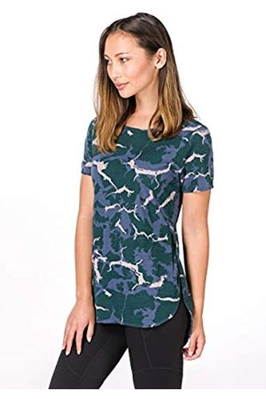 Supernatural Super. Natural W Comfort Japón Printed Merino Camiseta de, Mujer, SNW011157