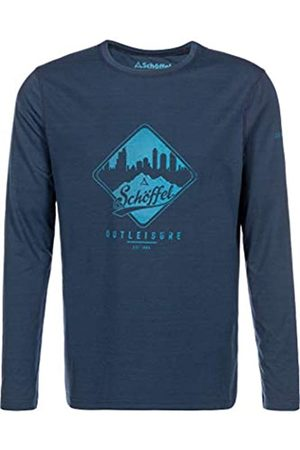 Schöffel Lappland3 - Camiseta de Manga Larga para Hombre, Color