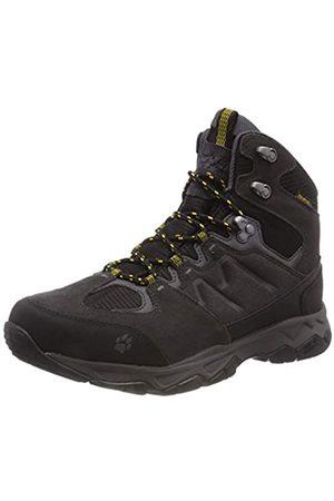 Jack Wolfskin Mtn Attack 6 Texapore Mid M Wasserdicht, Zapatos de High Rise Senderismo Hombre, (Burly Yellow 3800)