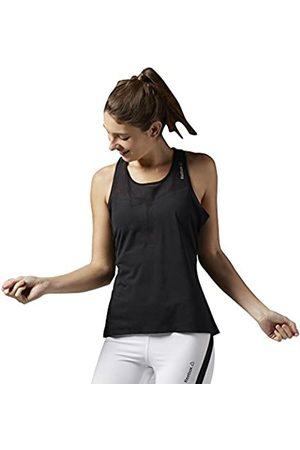 Reebok Camiseta Sin Mangas para Mujer Cardio Performance Tank Talla:2 XS