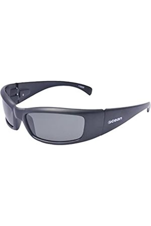 Ocean Sunglasses Mundaka - Gafas de Sol polarizadas - Montura : Mate - Lentes : Ahumadas (11500.0)
