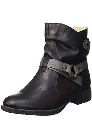 Soft Line 25465, Botas Mujer, (Black)