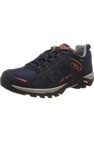 BRUTTING Bruetting Mount Frakes, Zapatos de Low Rise Senderismo, (Marine/Orange Marine/Orange)