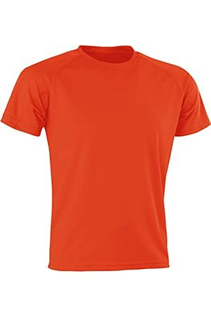 Spiro Camiseta Performance Aircool para Hombre, Hombre, Camiseta, S287X