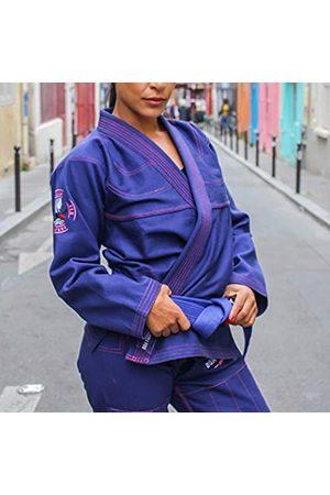 Bõa BJJ Gi Kimono Mujer Deusa Navy
