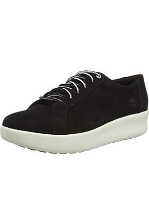 Timberland Berlin Park Oxford, Zapatillas para Mujer, (Black Nubuck)