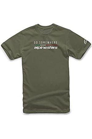 Alpinestars Go Somewhere, Camiseta De Manga Corta, L