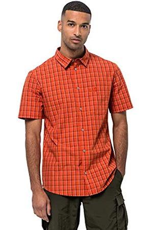 Jack Wolfskin Hot Springs Shirt M Camisa, Hombre