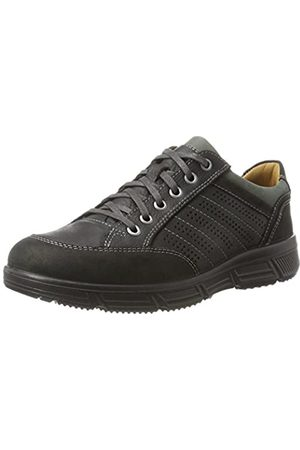 Jomos Montana, Zapatos de Cordones Oxford Hombre, (Schwarz/Shark 158-0042)